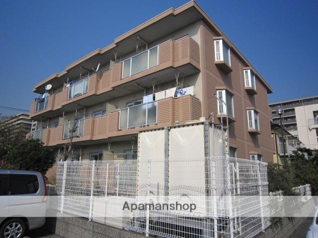 千葉県船橋市、西船橋駅徒歩7分の築25年 3階建の賃貸マンション