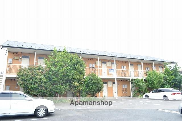 千葉県市川市、原木中山駅徒歩8分の築23年 2階建の賃貸アパート