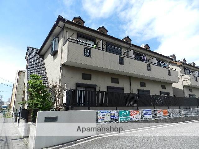 千葉県市川市、下総中山駅徒歩19分の築15年 2階建の賃貸アパート
