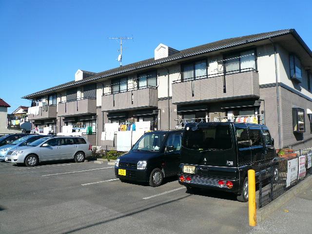 千葉県船橋市、前原駅徒歩16分の築20年 2階建の賃貸アパート