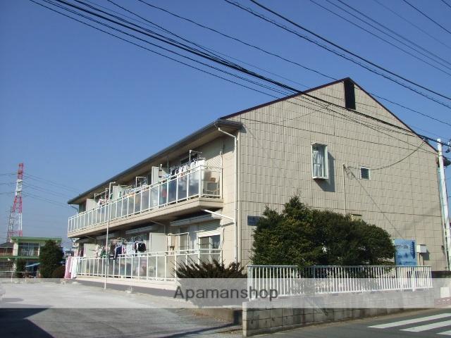 千葉県船橋市、船橋駅バス15分三軒家下車後徒歩3分の築28年 2階建の賃貸アパート