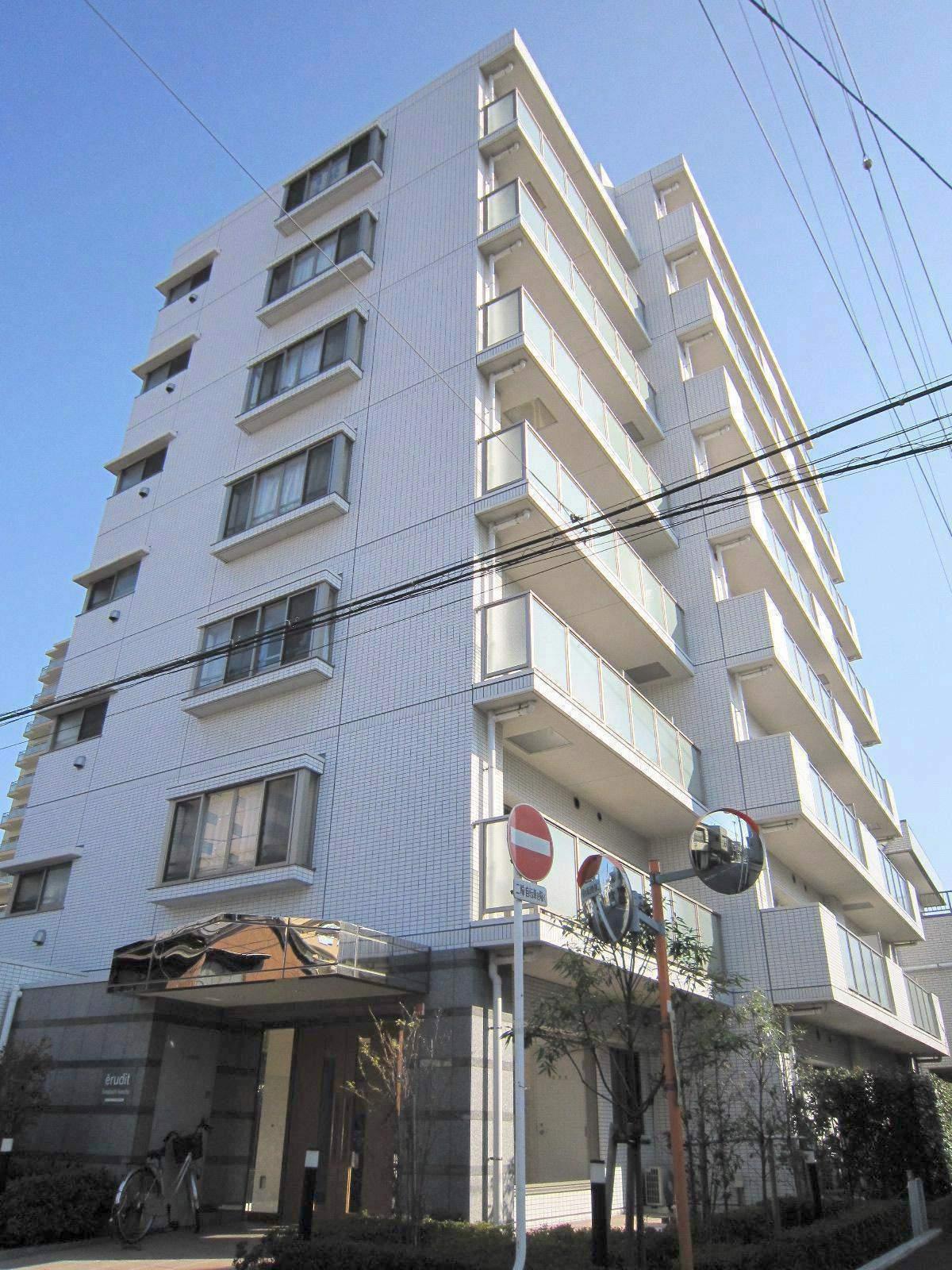 千葉県船橋市、船橋駅徒歩9分の築9年 8階建の賃貸マンション