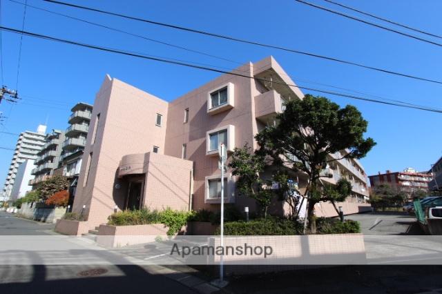 千葉県市川市、西船橋駅徒歩19分の築20年 3階建の賃貸マンション