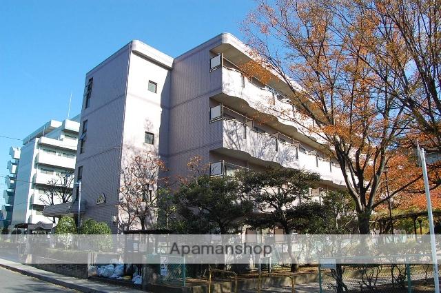 千葉県船橋市、西船橋駅徒歩8分の築21年 4階建の賃貸マンション
