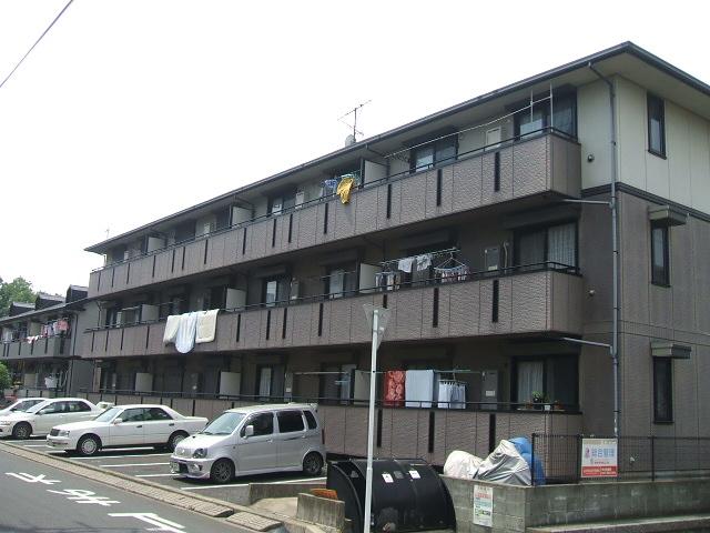 千葉県市川市、東松戸駅徒歩20分の築21年 3階建の賃貸マンション
