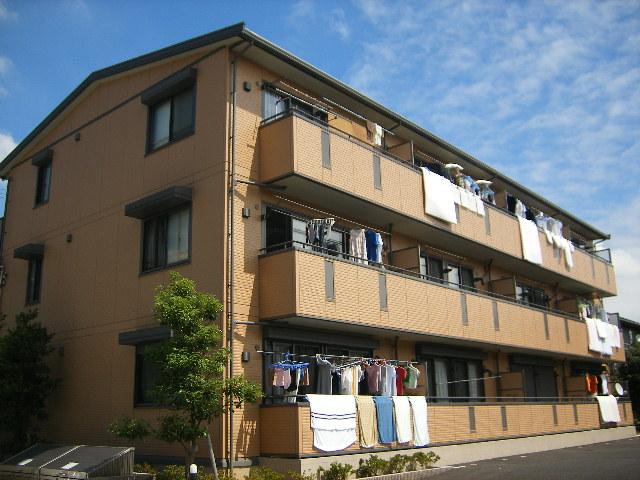 千葉県市川市、北国分駅徒歩5分の築12年 3階建の賃貸マンション