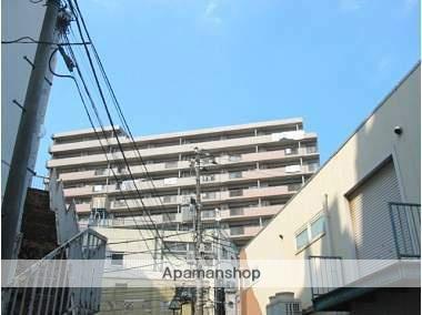 千葉県船橋市、船橋駅徒歩4分の築18年 13階建の賃貸マンション