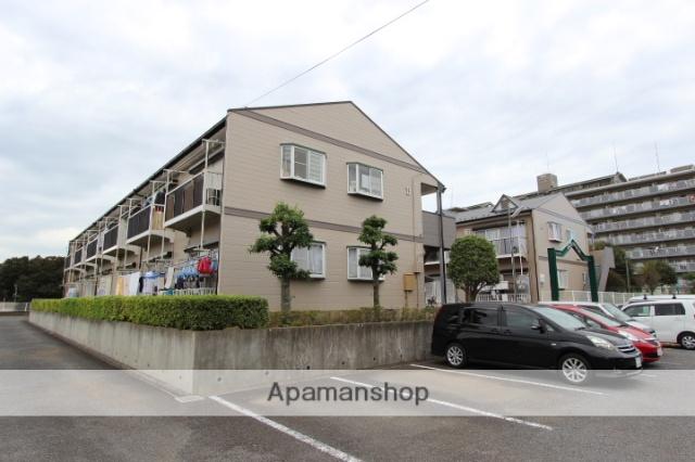 千葉県船橋市、船橋法典駅徒歩25分の築23年 2階建の賃貸アパート