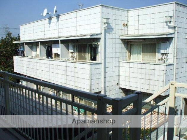 千葉県船橋市、新船橋駅徒歩11分の築27年 2階建の賃貸アパート