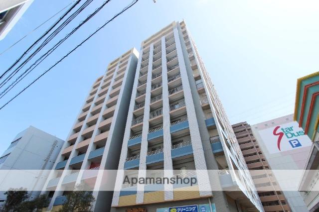 千葉県船橋市、西船橋駅徒歩2分の築16年 14階建の賃貸マンション
