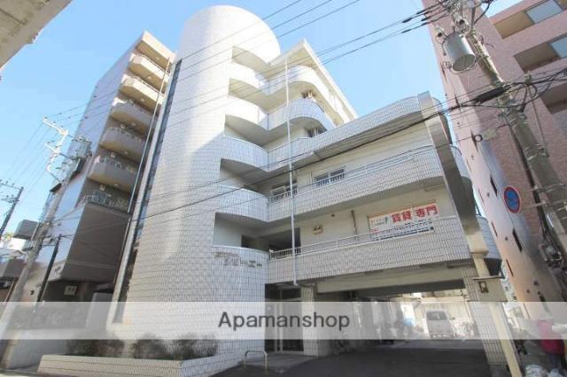 千葉県船橋市、西船橋駅徒歩2分の築30年 6階建の賃貸マンション