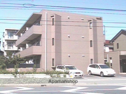 千葉県市川市、本八幡駅徒歩13分の築23年 3階建の賃貸マンション