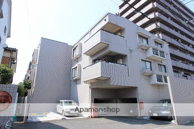 千葉県市川市、本八幡駅徒歩7分の築29年 3階建の賃貸マンション