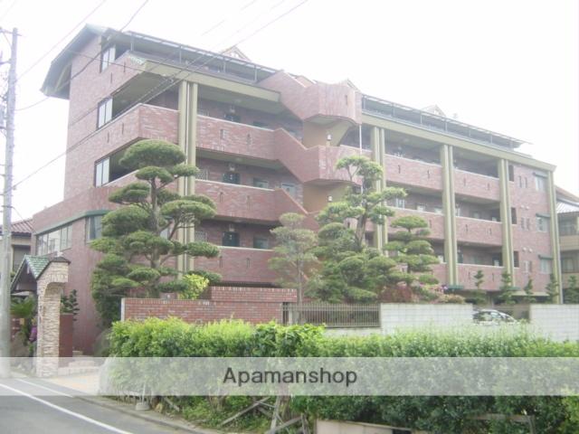 千葉県市川市、下総中山駅徒歩23分の築15年 5階建の賃貸マンション