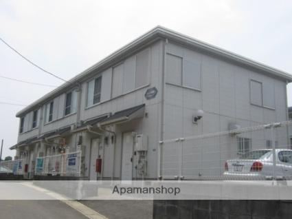 千葉県市川市、北国分駅徒歩11分の築27年 2階建の賃貸アパート