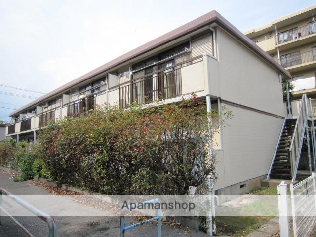 千葉県市川市、船橋法典駅徒歩14分の築29年 2階建の賃貸アパート