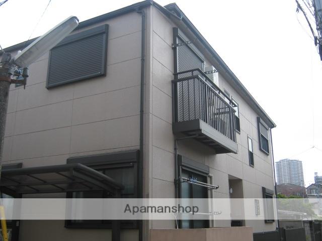 千葉県市川市、市川駅徒歩11分の築41年 2階建の賃貸アパート