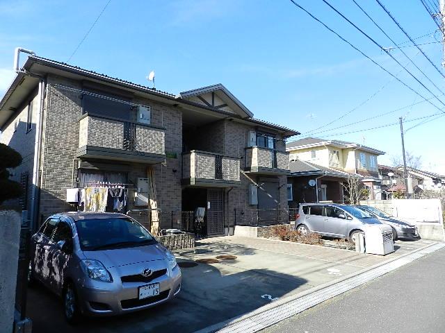 千葉県市川市、矢切駅徒歩14分の築14年 2階建の賃貸アパート
