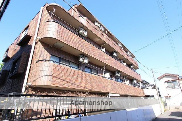 千葉県市川市、本八幡駅徒歩8分の築20年 4階建の賃貸マンション