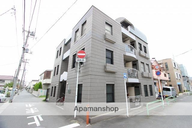 千葉県市川市、本八幡駅徒歩13分の築29年 4階建の賃貸マンション