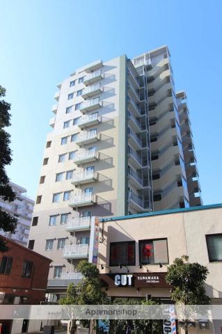千葉県市川市、市川駅徒歩4分の築12年 14階建の賃貸マンション
