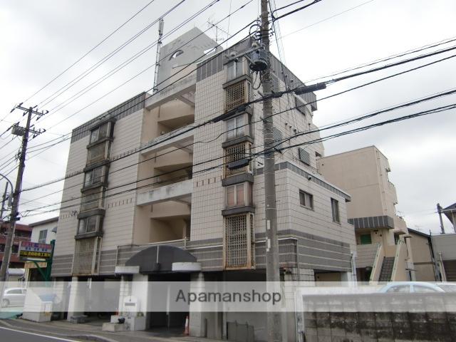 千葉県市川市、市川駅徒歩8分の築28年 5階建の賃貸マンション