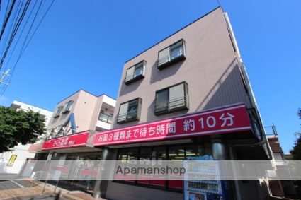 千葉県市川市、菅野駅徒歩11分の築22年 3階建の賃貸マンション