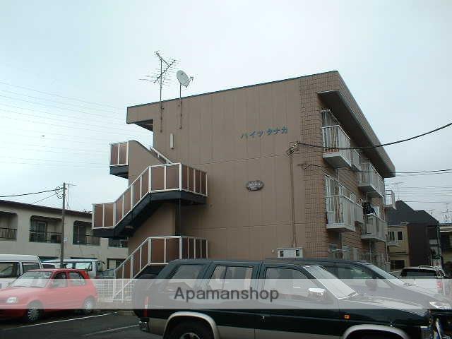 千葉県市川市、市川駅徒歩16分の築26年 3階建の賃貸マンション
