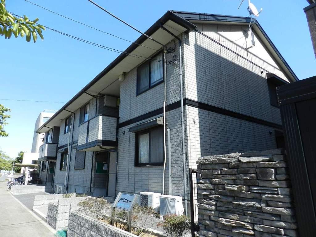 千葉県市川市、行徳駅徒歩27分の築18年 2階建の賃貸アパート