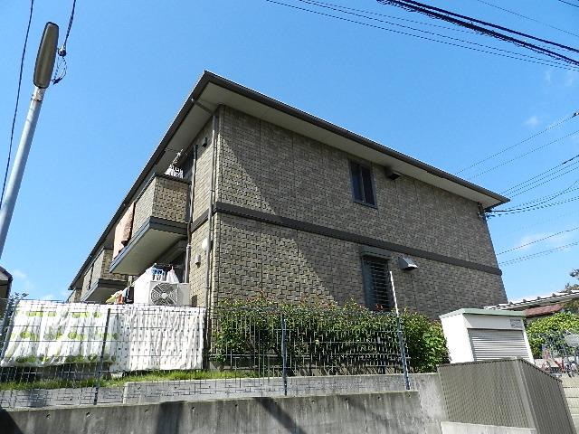 千葉県市川市、矢切駅徒歩17分の築12年 2階建の賃貸アパート