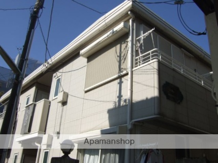 千葉県市川市、市川駅徒歩6分の築27年 2階建の賃貸アパート