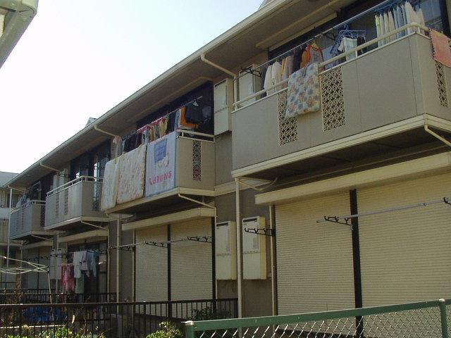 千葉県船橋市、船橋駅徒歩18分の築21年 2階建の賃貸アパート