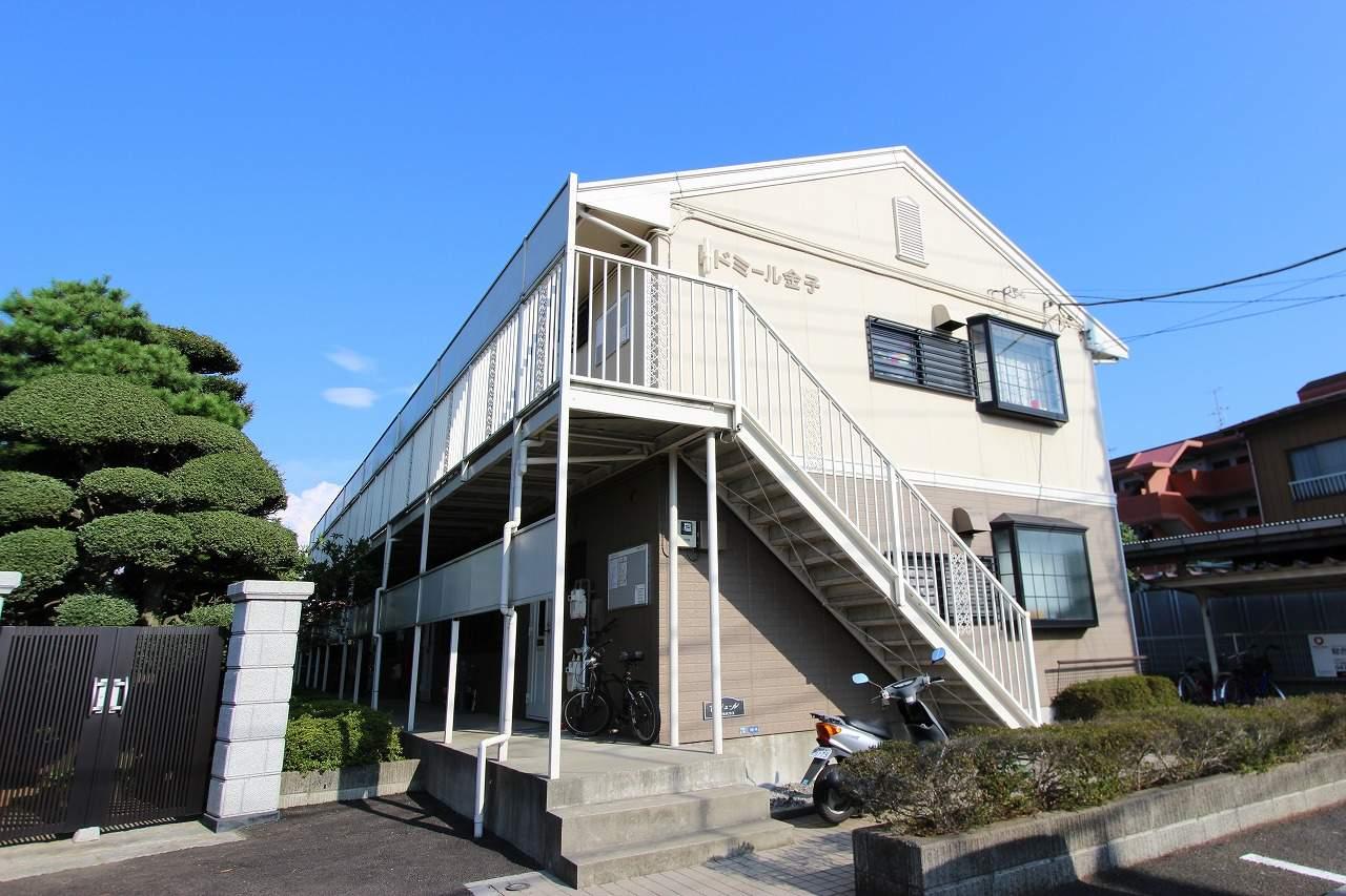 千葉県市川市、市川大野駅徒歩26分の築24年 2階建の賃貸アパート