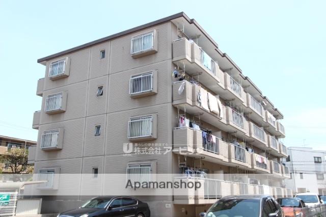 千葉県船橋市、西船橋駅徒歩19分の築28年 4階建の賃貸マンション