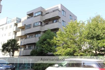 千葉県市川市、本八幡駅徒歩5分の築24年 5階建の賃貸マンション