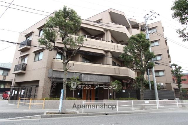 千葉県市川市、本八幡駅徒歩12分の築13年 5階建の賃貸マンション