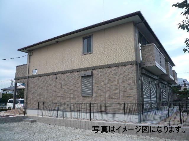 千葉県船橋市、船橋駅バス7分七軒屋下車後徒歩5分の築8年 2階建の賃貸アパート