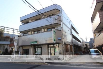 千葉県市川市、本八幡駅徒歩15分の築25年 3階建の賃貸マンション