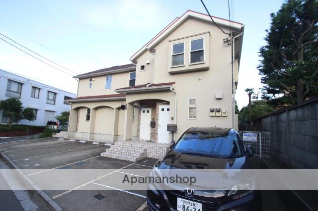 千葉県市川市、京成八幡駅徒歩8分の築10年 2階建の賃貸アパート