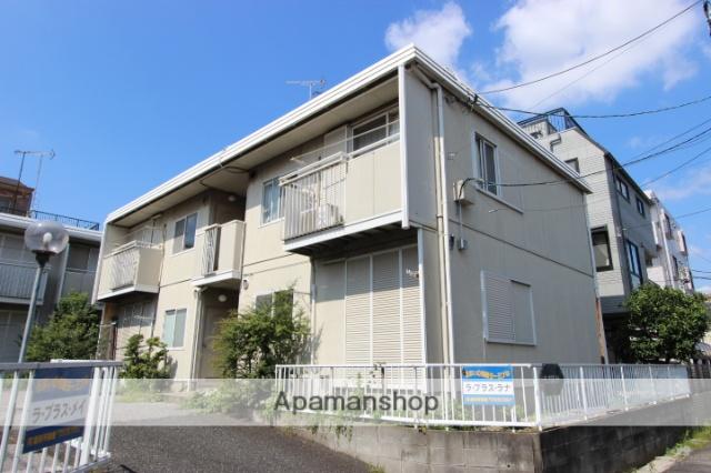 千葉県市川市、市川駅徒歩16分の築27年 2階建の賃貸アパート