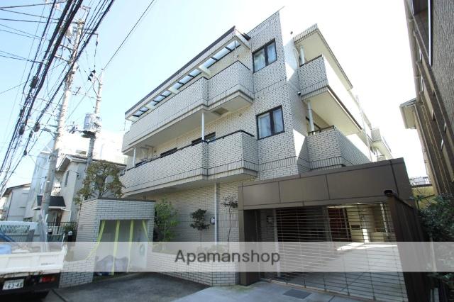 千葉県市川市、市川駅徒歩15分の築28年 4階建の賃貸マンション
