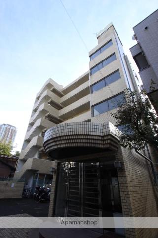 千葉県市川市、市川駅徒歩5分の築28年 6階建の賃貸マンション