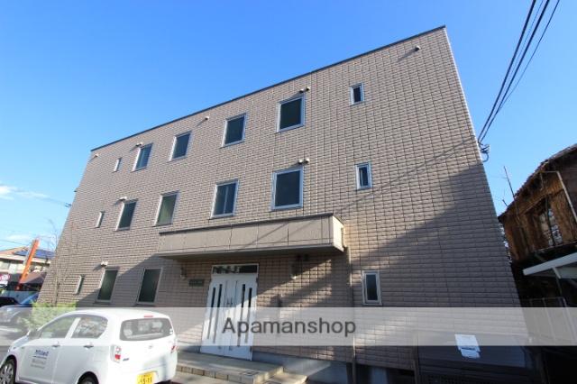千葉県市川市、菅野駅徒歩16分の築15年 3階建の賃貸マンション