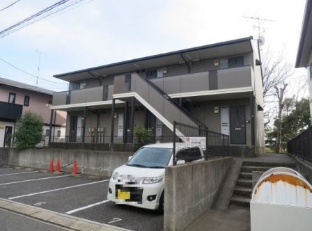 千葉県市川市、矢切駅徒歩24分の築18年 2階建の賃貸アパート