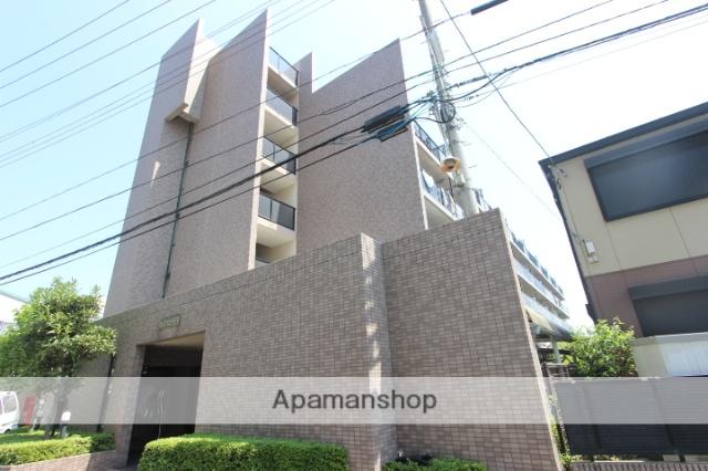 千葉県船橋市、下総中山駅徒歩12分の築22年 5階建の賃貸マンション