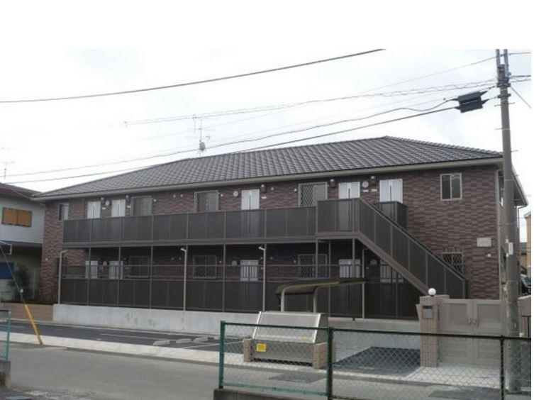 千葉県市川市、浦安駅徒歩12分の築7年 2階建の賃貸アパート