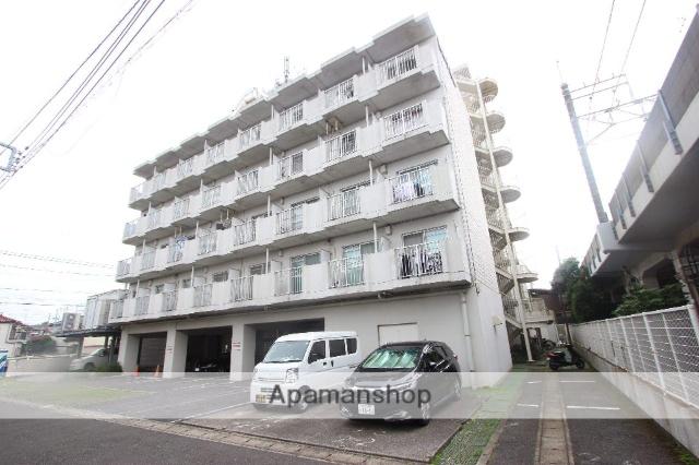 千葉県市川市、下総中山駅徒歩10分の築28年 10階建の賃貸マンション
