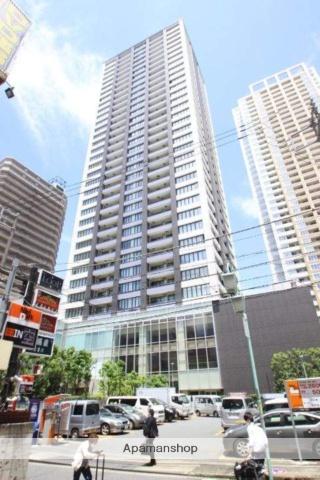 千葉県市川市、本八幡駅徒歩2分の築8年 34階建の賃貸マンション