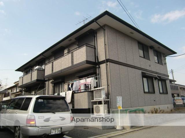 千葉県市川市、市川駅徒歩22分の築19年 2階建の賃貸アパート