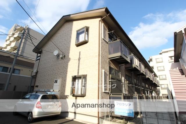 千葉県市川市、下総中山駅徒歩19分の築11年 2階建の賃貸アパート